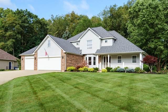 172 Westchester Way, Battle Creek, MI 49015 (MLS #21097982) :: BlueWest Properties