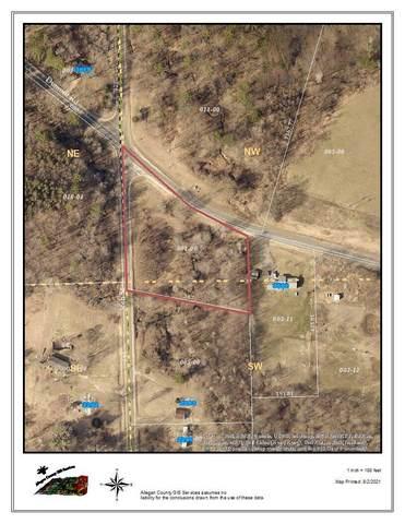 0000 Dumont Road, Allegan, MI 49010 (MLS #21098004) :: BlueWest Properties