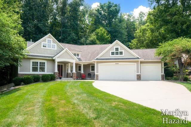 6206 Sweet Clover Lane, Caledonia, MI 49316 (MLS #21098018) :: BlueWest Properties