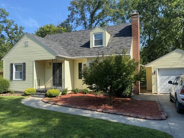 2964 Foster Avenue NE, Grand Rapids, MI 49505 (MLS #21098033) :: BlueWest Properties
