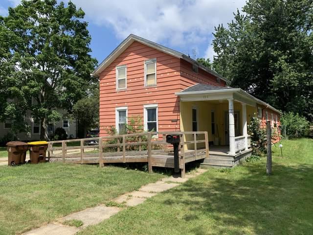 728 W Hanover Street, Marshall, MI 49068 (MLS #21098053) :: BlueWest Properties