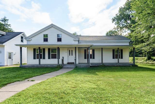 125 S Main Street, Climax, MI 49034 (MLS #21098063) :: Deb Stevenson Group - Greenridge Realty