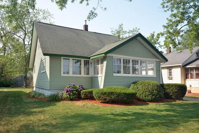 240 W 20th Street, Holland, MI 49423 (MLS #21098072) :: BlueWest Properties