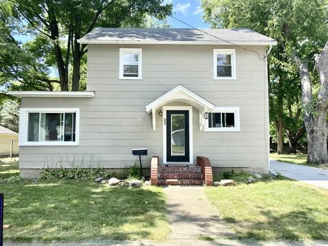 225 N Lincoln Street, Bronson, MI 49028 (MLS #21098092) :: BlueWest Properties