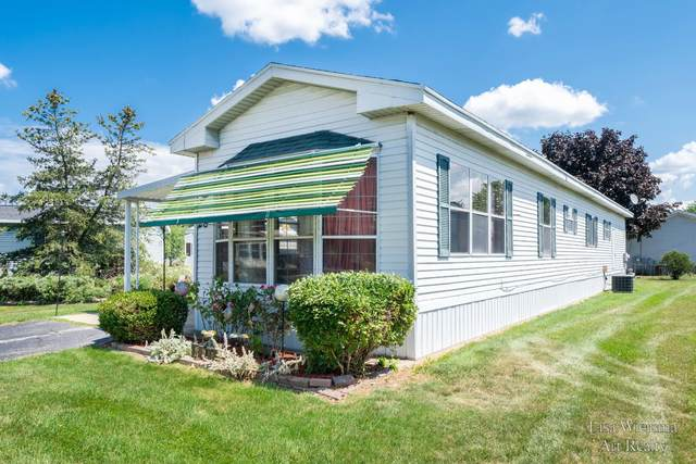 155 E 48th Street #28, Holland, MI 49423 (MLS #21098105) :: BlueWest Properties