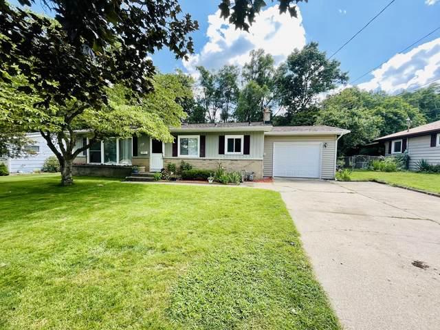 138 Briarhill Drive, Battle Creek, MI 49015 (MLS #21098107) :: BlueWest Properties