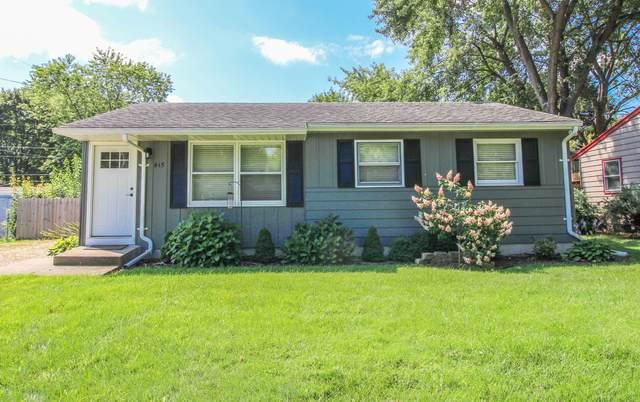 415 Eleventh Avenue, Three Rivers, MI 49093 (MLS #21098109) :: BlueWest Properties