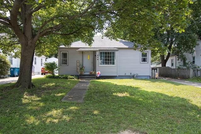 424 Cornell Drive, Battle Creek, MI 49017 (MLS #21098122) :: BlueWest Properties
