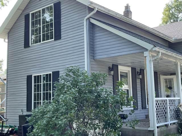 107 N North John Street, Decatur, MI 49045 (MLS #21098131) :: JH Realty Partners