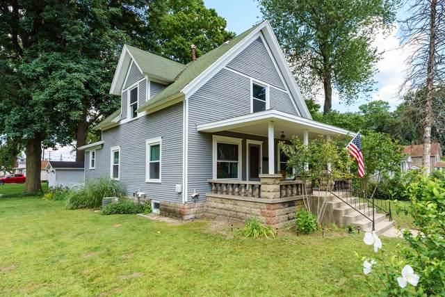 101 Haines Street, Dowagiac, MI 49047 (MLS #21098139) :: BlueWest Properties