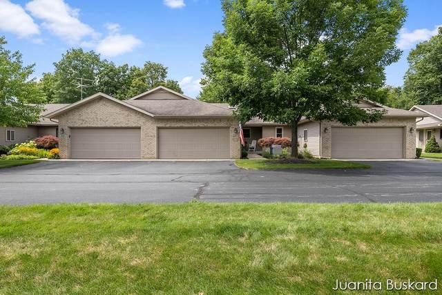 2147 Creekside Drive SW, Byron Center, MI 49315 (MLS #21098150) :: BlueWest Properties