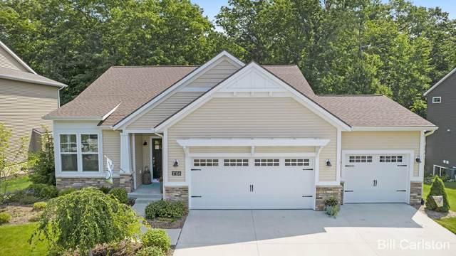 17158 Birchview Drive, Nunica, MI 49448 (MLS #21098181) :: BlueWest Properties