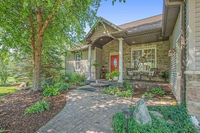 70990 Fox Creek Boulevard, Lawton, MI 49065 (MLS #21098190) :: JH Realty Partners