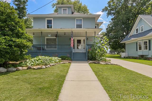 149 W Broadway Street, Woodland, MI 48897 (MLS #21098210) :: CENTURY 21 C. Howard