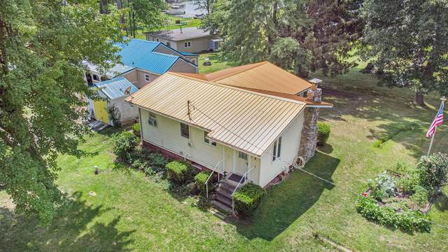 60792 Lilly Lake Drive, Jones, MI 49061 (MLS #21098219) :: The Hatfield Group