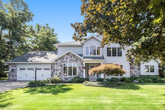 164 Pheasant Run, Battle Creek, MI 49015 (MLS #21098229) :: BlueWest Properties
