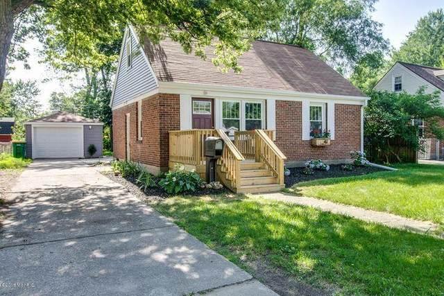 192 24th Street N, Battle Creek, MI 49015 (MLS #21098242) :: BlueWest Properties