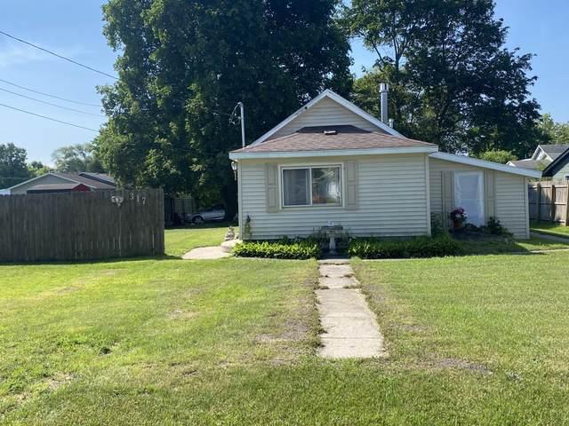 317 E Bittner Avenue, Reed City, MI 49677 (MLS #21098244) :: BlueWest Properties