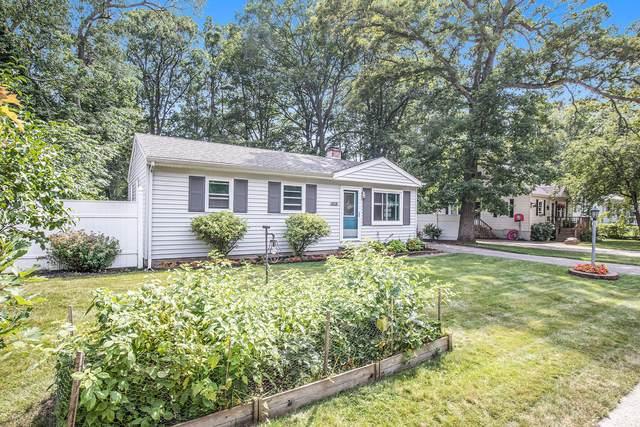 1828 Dykhouse Avenue, Grand Haven, MI 49417 (MLS #21098251) :: BlueWest Properties