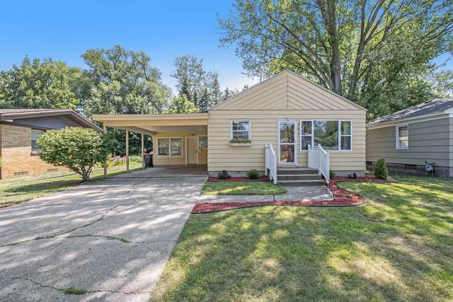 294 E 12th Street, Holland, MI 49423 (MLS #21098261) :: BlueWest Properties