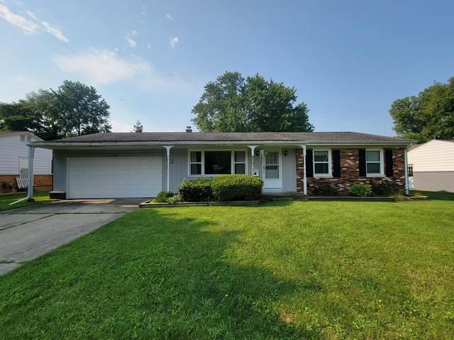 3885 Kirkwood St Street, Jackson, MI 49203 (MLS #21098298) :: BlueWest Properties