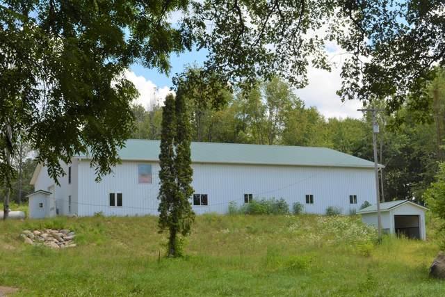 5025 Meridian Road, Leslie, MI 49251 (MLS #21098302) :: BlueWest Properties