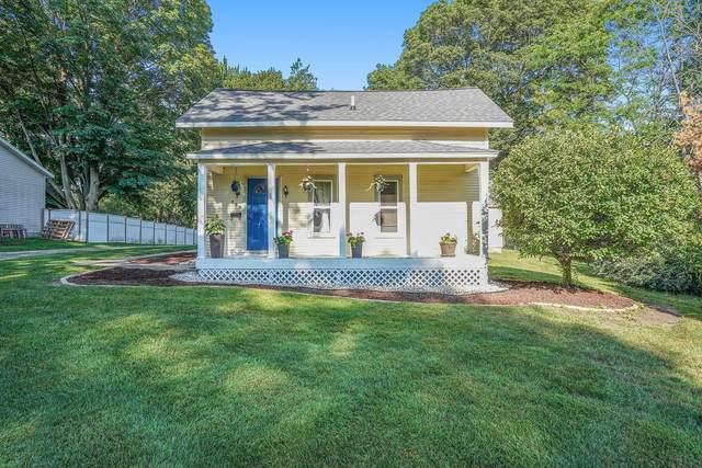 509 Watson Street, Coopersville, MI 49404 (MLS #21098314) :: BlueWest Properties