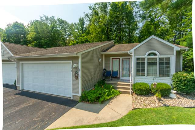122 Pinegrove Drive, Battle Creek, MI 49015 (MLS #21098321) :: BlueWest Properties