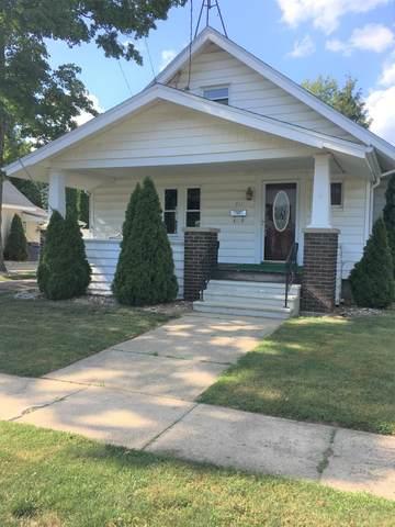 241 E Corey Street, Bronson, MI 49028 (MLS #21098340) :: BlueWest Properties