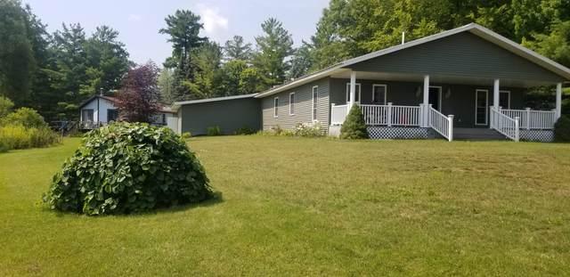 8877 W Isle Park Drive, Irons, MI 49644 (MLS #21098341) :: BlueWest Properties