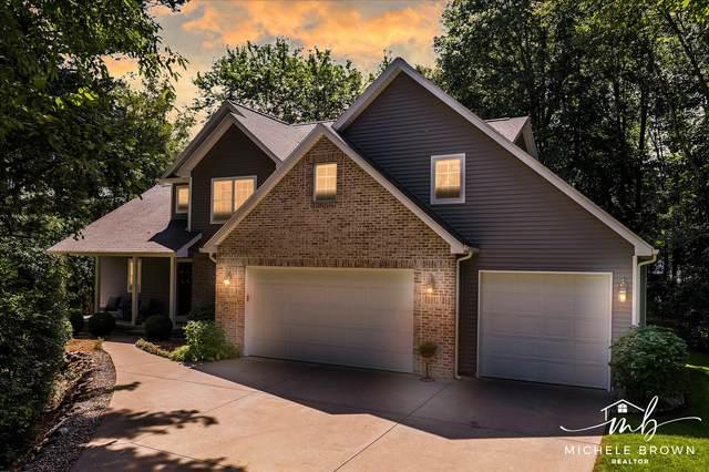7037 Marsh Ridge Trail Trail, Augusta, MI 49012 (MLS #21098355) :: BlueWest Properties