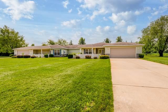 4808 Derby Circle #5, Berrien Springs, MI 49103 (MLS #21098368) :: BlueWest Properties