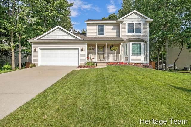7170 Timbercreek Drive, Allendale, MI 49401 (MLS #21098386) :: BlueWest Properties