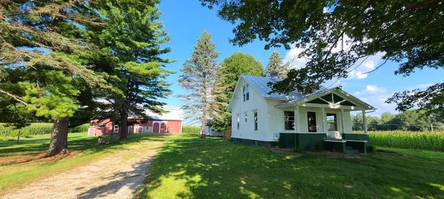 9795 Youngman Road, Lakeview, MI 48850 (MLS #21098428) :: BlueWest Properties