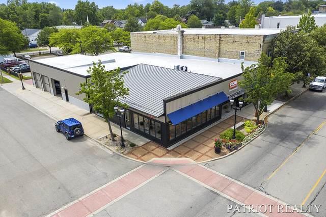 34 E Main Street, Fremont, MI 49412 (MLS #21098436) :: BlueWest Properties