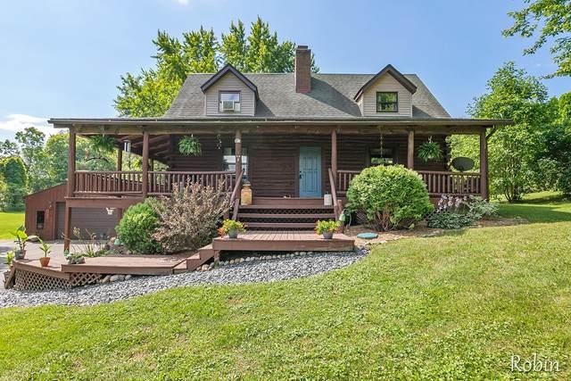 12860 Beardslee Street NE, Greenville, MI 48838 (MLS #21098470) :: BlueWest Properties