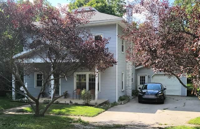202 W Fenton Street, Union City, MI 49094 (MLS #21098480) :: BlueWest Properties