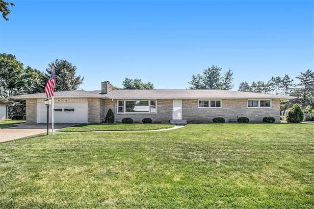 308 Maplecrest Avenue, Sturgis, MI 49091 (MLS #21098532) :: BlueWest Properties