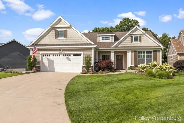 5501 Rose Ridge Court NE, Rockford, MI 49341 (MLS #21098538) :: BlueWest Properties