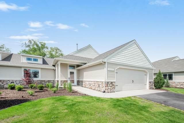 1312 Sand Springs Drive SW #48, Byron Center, MI 49315 (MLS #21098553) :: BlueWest Properties
