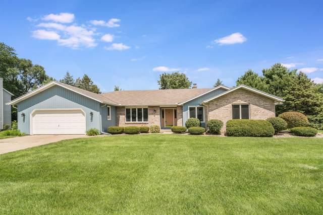 5660 Swallow Avenue, Kalamazoo, MI 49009 (MLS #21098554) :: BlueWest Properties