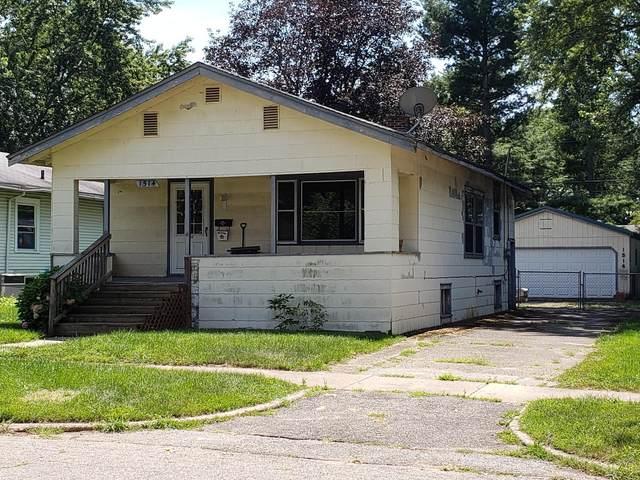 1514 Clarendon Avenue, Niles, MI 49120 (MLS #21098615) :: BlueWest Properties