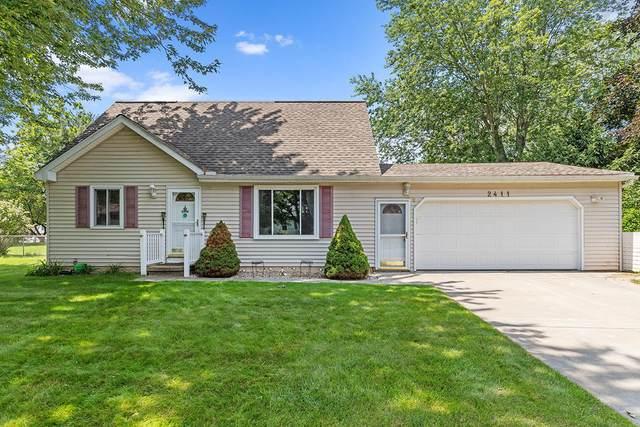 2411 Chaparral Street, Kalamazoo, MI 49006 (MLS #21098616) :: BlueWest Properties