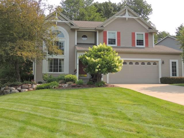 6689 Gran Via Drive NE, Rockford, MI 49341 (MLS #21098630) :: BlueWest Properties