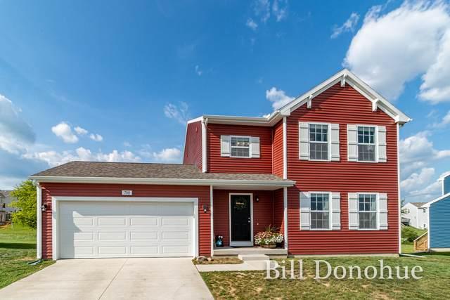 700 View Pointe Drive, Middleville, MI 49333 (MLS #21098634) :: BlueWest Properties