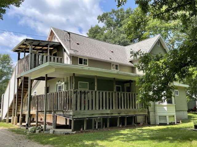 9190 Kinneville Road, Eaton Rapids, MI 48827 (MLS #21098637) :: BlueWest Properties