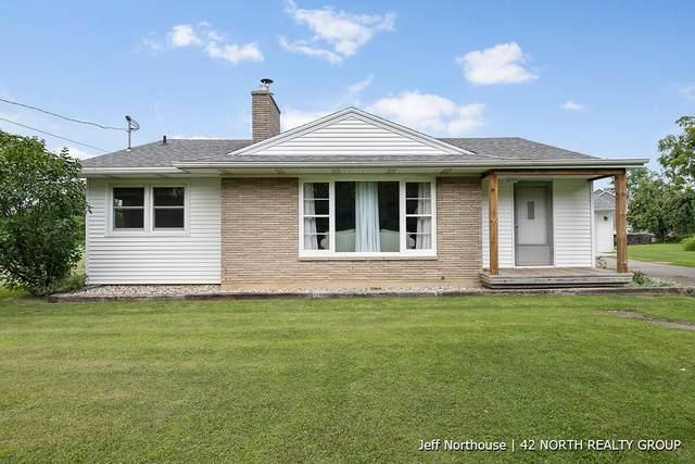 7432 Burlingame Avenue SW, Byron Center, MI 49315 (MLS #21098641) :: BlueWest Properties