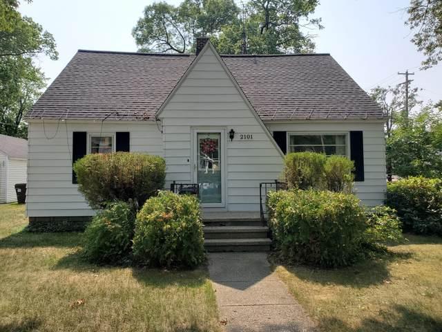 2101 Mills Avenue, North Muskegon, MI 49445 (MLS #21098684) :: BlueWest Properties