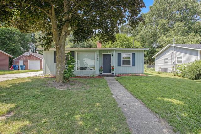 2405 Shasta Drive, Kalamazoo, MI 49004 (MLS #21098685) :: BlueWest Properties