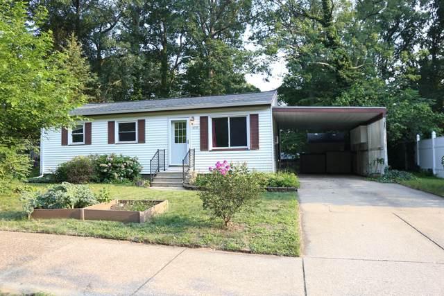 1838 Dykhouse Avenue, Grand Haven, MI 49417 (MLS #21098713) :: BlueWest Properties